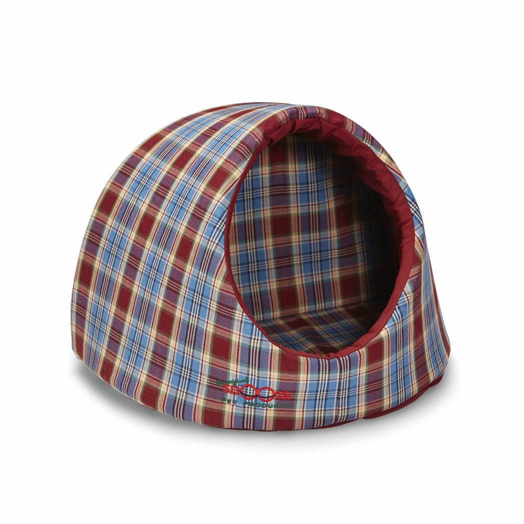 Igloo Red/Blue Tartan