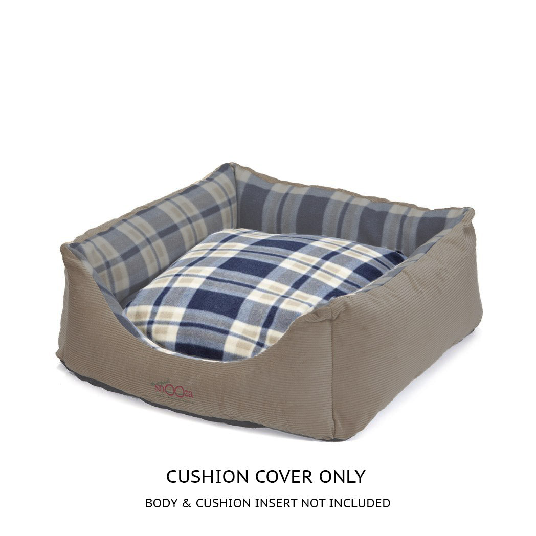 Jacks Bed Cushion Cover Town & Country