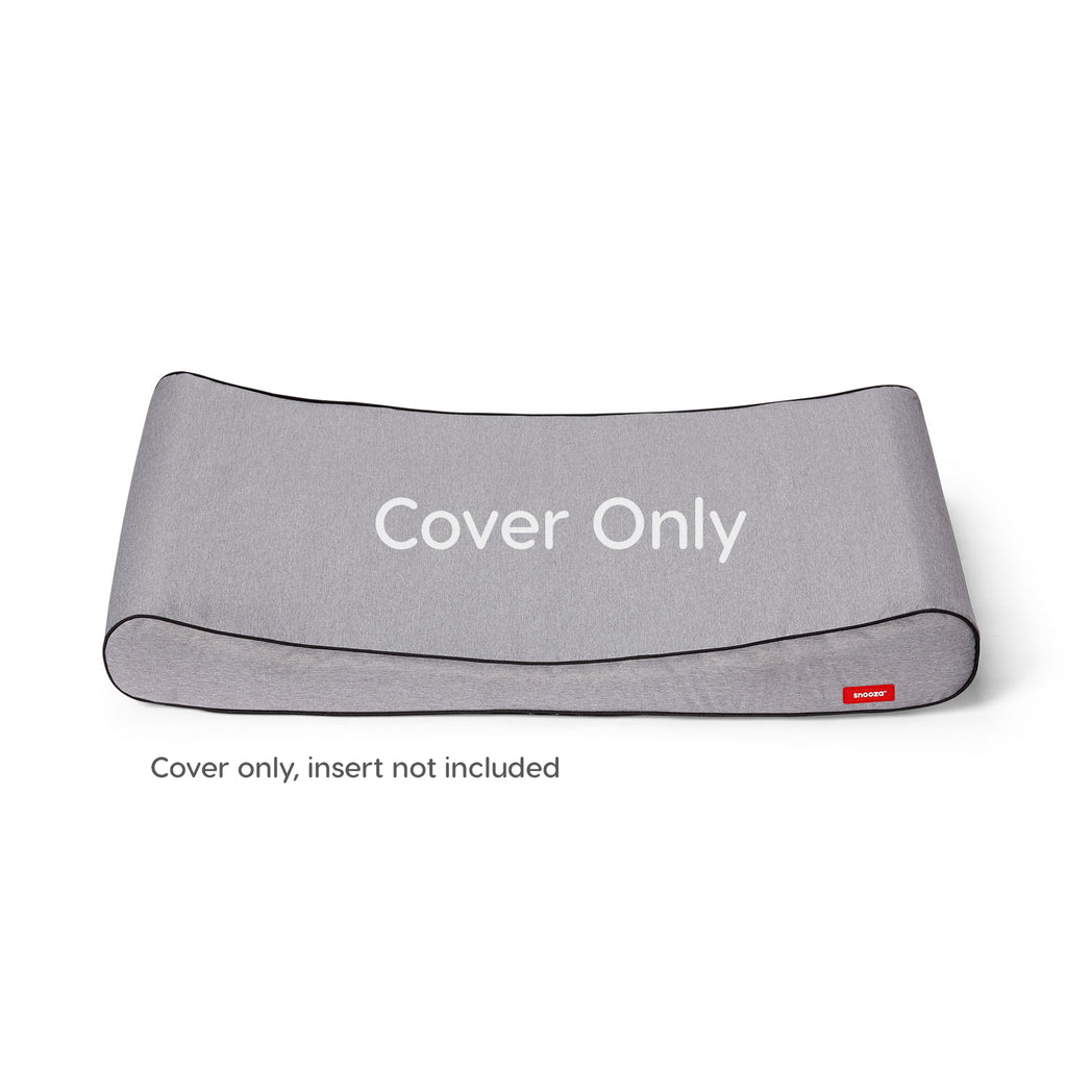 Ortho Lounger Cover Grey