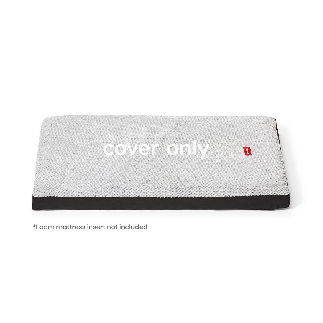 Orthobed Cover Plush Grey