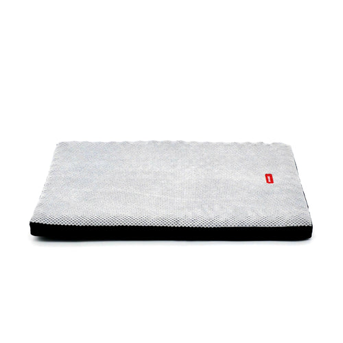 Orthobed Plush Grey