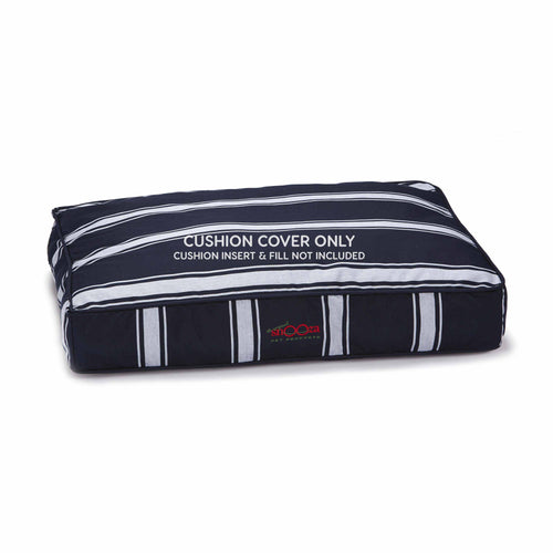 Shapes Oblong Cover Butchers Stripe