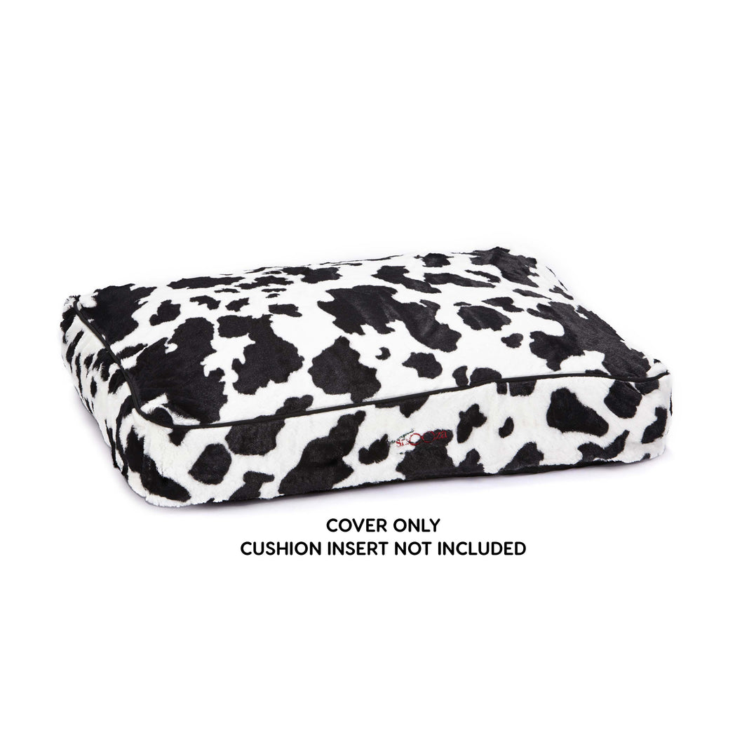 Shapes Oblong Cover Cow