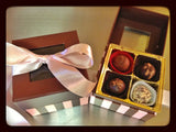 8 Piece Chocolate Truffle Box