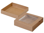 16 piece slide kraft box
