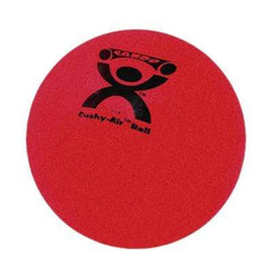 Qty 10 Yellow CanDo Cushy-Air Hand Ball 25 cm 10/""