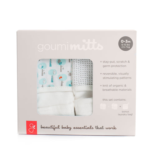 GoumiKids Mitts 2 Pack