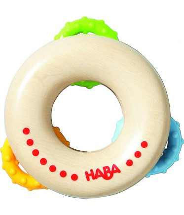 HABA Roll Ring Clutching Toy