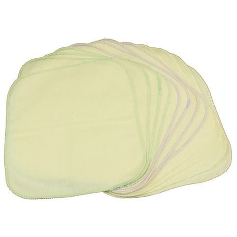 Osocozy Organic Flannel Cloth Wipes