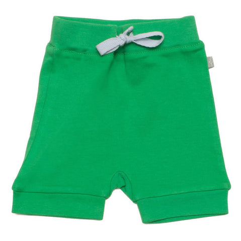 Finn + Emma Bright Green Shorts