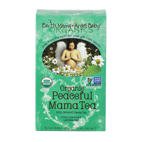 Earth Mama Angel Peaceful Mama Tea