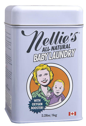 Nellie's Baby Laundry Tin