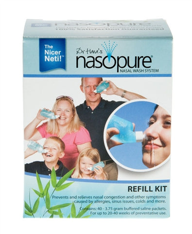 Nasopure Refill Kit *Clearance*