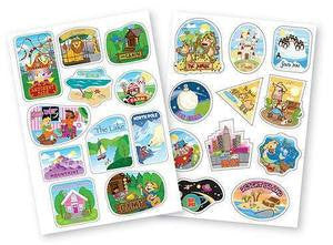 Melissa & Doug Sticker Packs (Clearance)