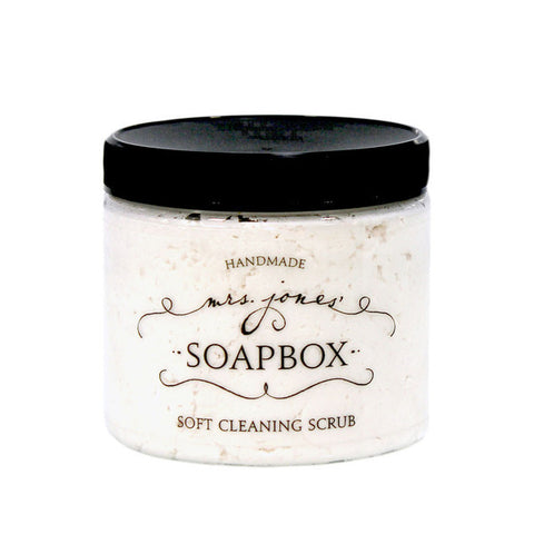 Mrs. Jones' Soapbox Soft Cleaning Scrub
