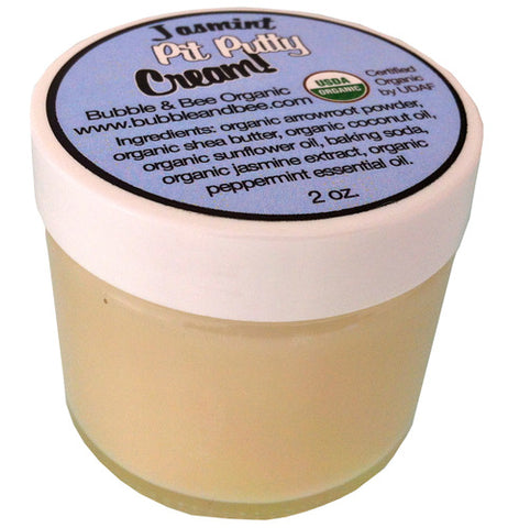 Bubble and Bee Pit Putty Cream