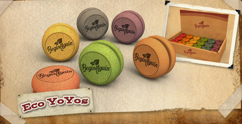 Begin Again Eco YoYos