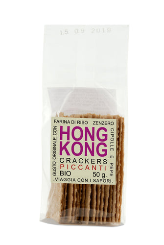 Cracker Hong Kong 50g