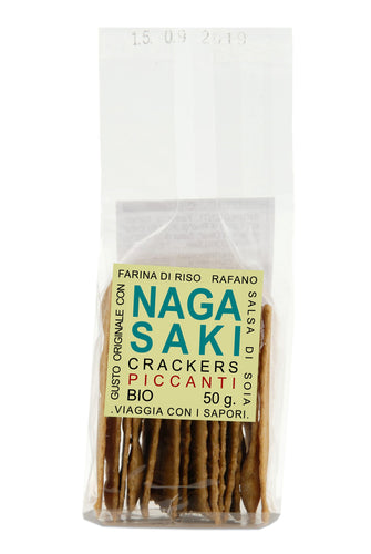 Cracker Nagasaki 50g
