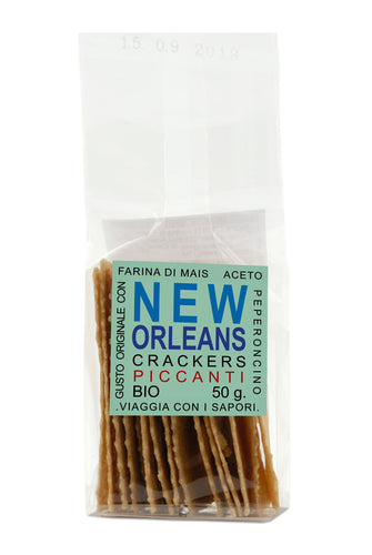 Cracker New Orleans 50g