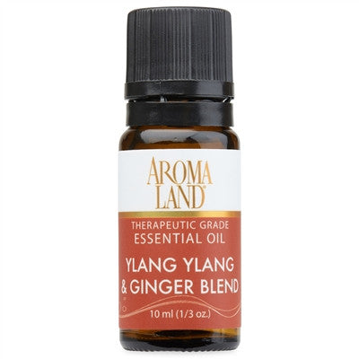 Ylang Ylang & Ginger Blend 10ml. (1/3 oz)