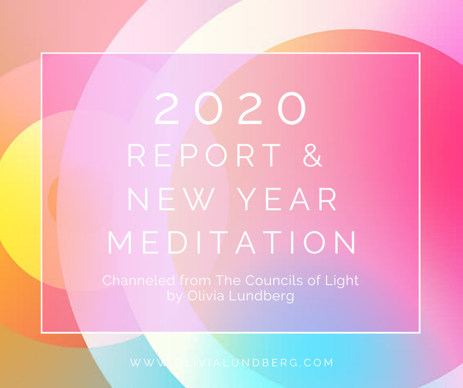 The Councils of Light 2020 Report & Meditation! - Digital Download