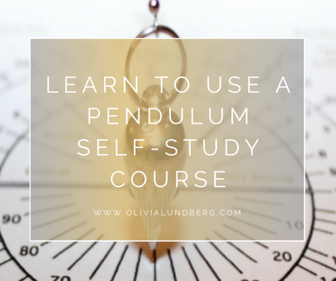 Learn To Use A Pendulum! Self-Study Course - Digital Download