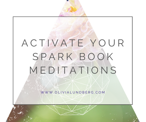 Activate Your Spark Book Meditations! - Digital Download
