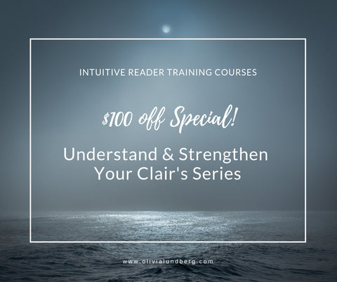 Clair's Special! - $100 off All 4 Classes...