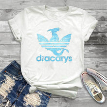 Load image into Gallery viewer, Dracarys Dragon T-shirt