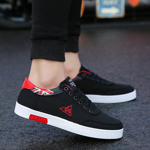 Men's Sports Student Breathable Shoes