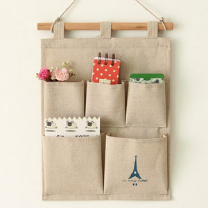 Home Wall Hanging Storage Bags