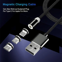 Load image into Gallery viewer, Magnetic Cable lightig Fast Charge