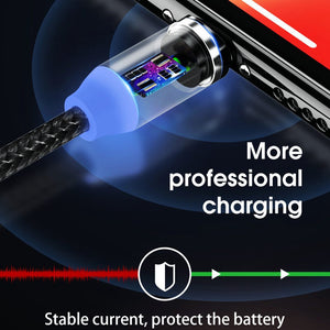 Magnetic Cable lightig Fast Charge