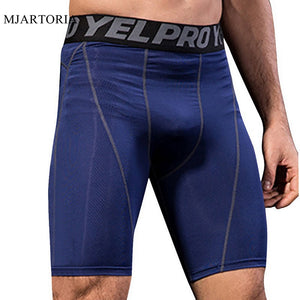 Luxury Brand Compression Short