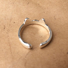 Load image into Gallery viewer, Kitty Cat Ear Ring