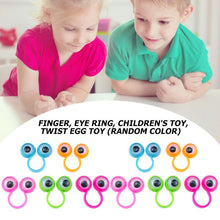 Load image into Gallery viewer, Wiggle Eyes Ring Toy
