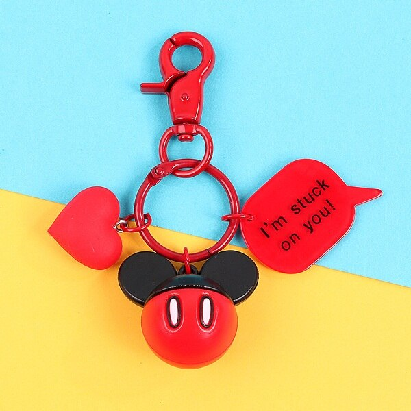 Mickey Mouse Children Key Pendant