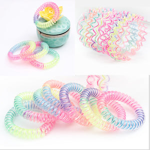 Colorful Hair Rope