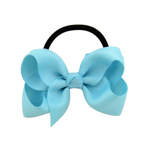 Bow Hair Rope Band