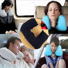 Load image into Gallery viewer, U Shaped Travel Pillow