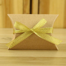 Load image into Gallery viewer, Kraft Paper Pillow Bag