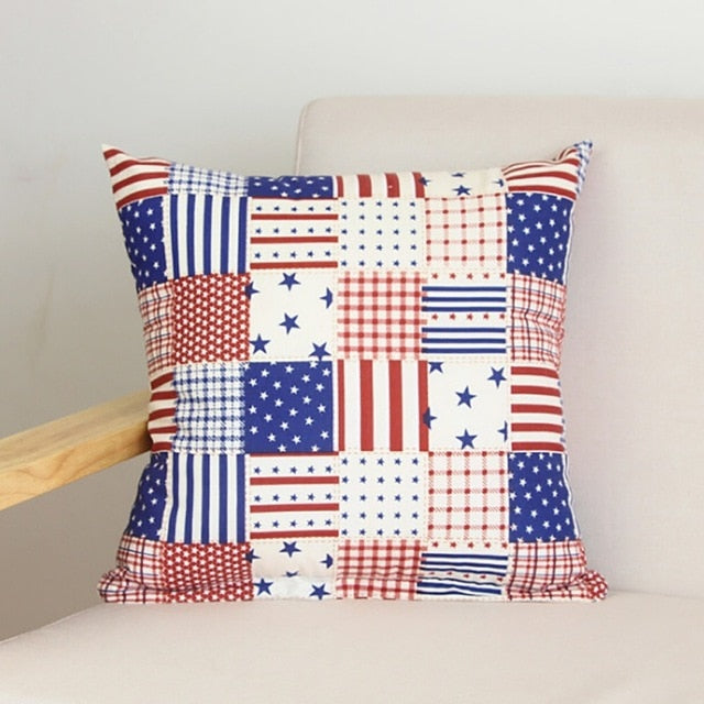 Family Cover House Plush Pillow