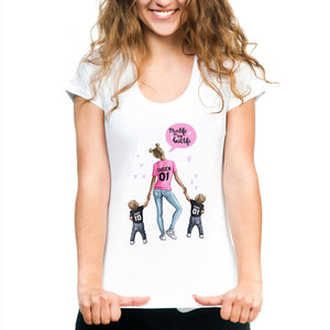 Mother's Love Female T-shirt