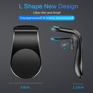 Universal Phone Holder L Shape