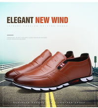 Load image into Gallery viewer, Men Loafers Soft Driving Shoes