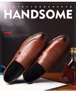Men Loafers Soft Driving Shoes