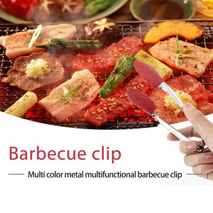 Barbecue Baking Clip