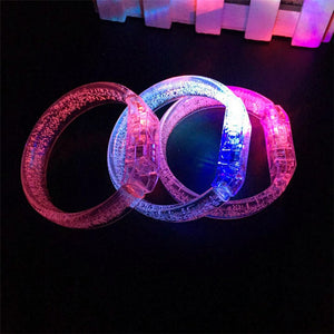 LED Flash Bracelet