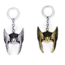 Load image into Gallery viewer, Mask Helmet Key Chain